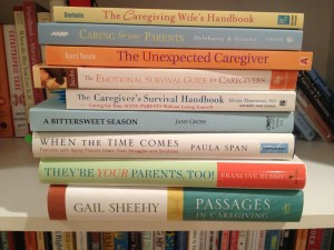 books for family caregivers