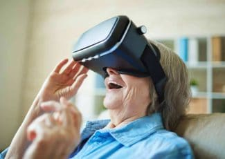 Tech Revolution Benefits the Aging