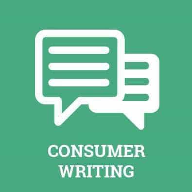 Consumer Writing