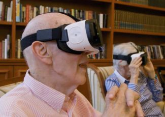 Another View: Virtual Reality For Seniors